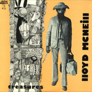 Lloyd McNeill Treasures Soul Jazz Records LP, Reissue Vinyl