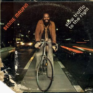 Bennie Maupin Slow Traffic To The Right Mercury LP Vinyl