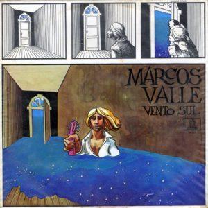 Marcos Valle Vento Sul Odeon LP Vinyl