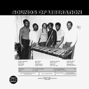 Sounds Of Liberation Unreleased (Columbia University 1973) Corbett vs. Cempsey CD Vinyl