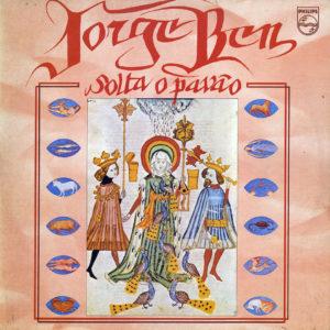 Jorge Ben Solta O Pavão Philips LP Vinyl