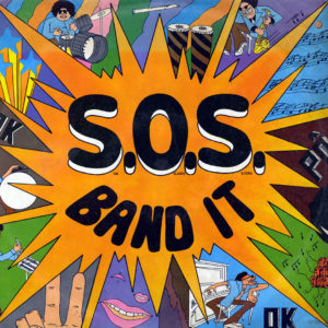 S. O. S. Band It Parlophone Original Vinyl