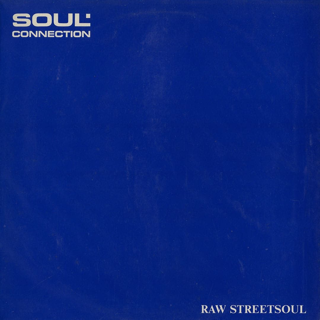 Soul Connection Raw Street Soul Intrigue Records LP Vinyl