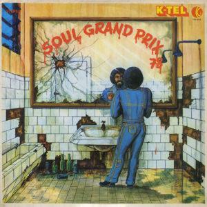 Various Soul Grand Prix K-Tel Compilation, LP Vinyl