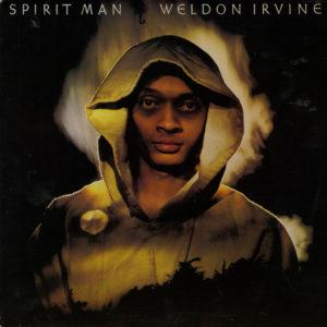 Weldon Irvine Spirit Man BMG LP, Reissue Vinyl