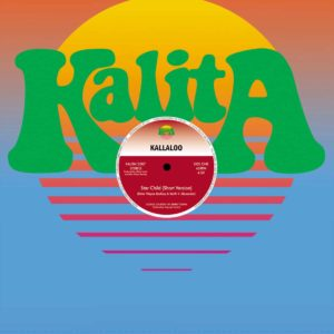 "Kallaloo Star Child Kalita Records 12"", Reissue Vinyl"