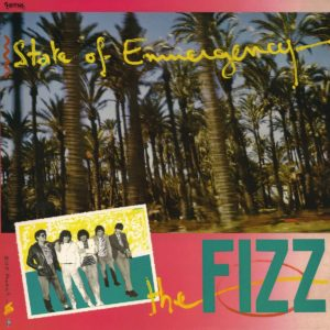 The Fizz State Of Emmergency Favorite Recordings LP, Reissue Vinyl