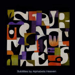 """Alphabets Heaven Subtitles Rx:Tx 12"""" Vinyl"""