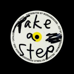 Nice Girl Take A Step Public Possession 10″ Vinyl