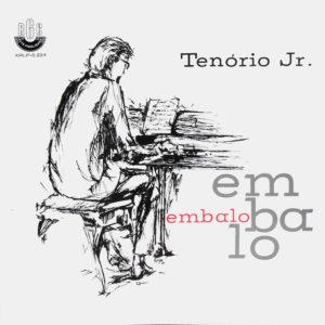Tenório Jr. Embalo Mr Bongo LP, Reissue Vinyl