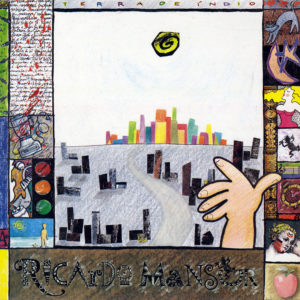 Ricardo Mansur Terra De Índio Niteroi Discos LP Vinyl