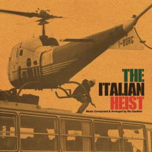 Stu Gardener The Italian Heist Super Disco Edits LP Vinyl