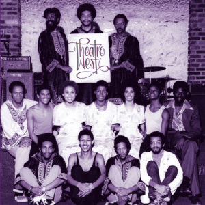 "Theatre West Theatre West Backatcha Records 12"" Vinyl"