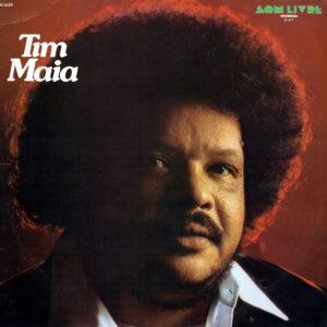 Tim Maia Tim Maia Som Livre LP Vinyl