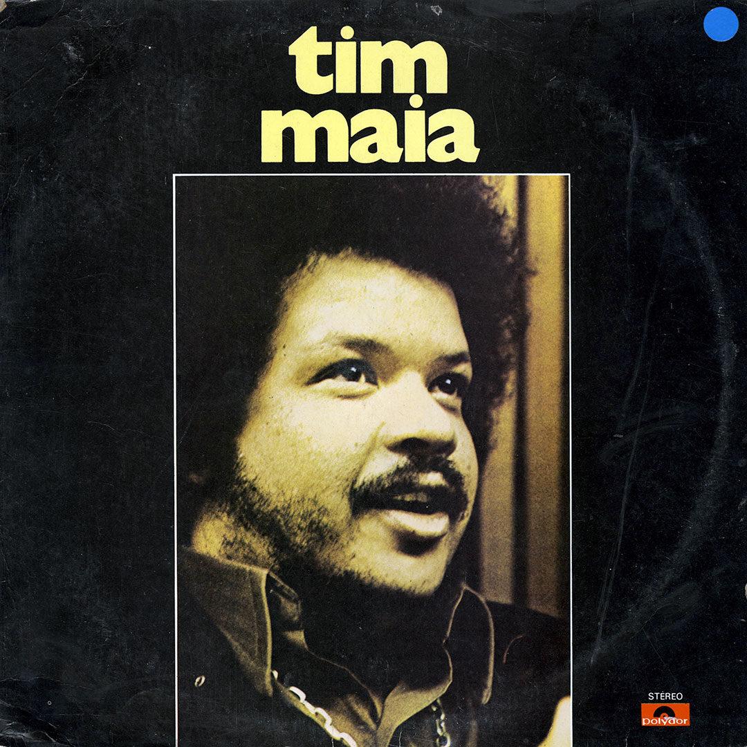 Tim Maia Tim Maia Polydor LP Vinyl