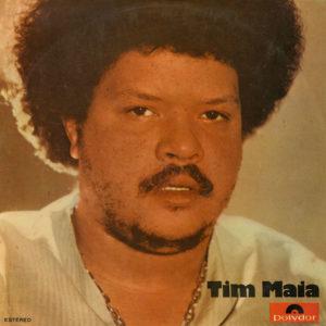 Tim Maia Tim Maia (1971) Polydor LP Vinyl