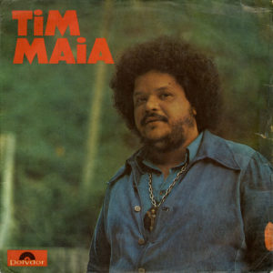 Tim Maia Tim Maia (1973) Polydor LP Vinyl
