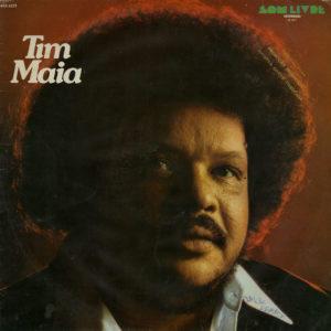 Tim Maia Tim Maia (1977) Som Livre Original Vinyl