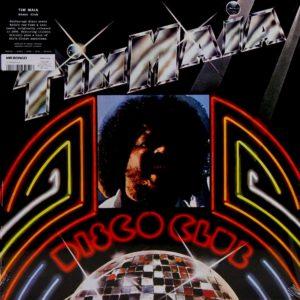 Tim Maia Disco Club Mr Bongo LP, Reissue Vinyl