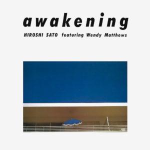 Hiroshi Sato Awakening Great Tracks LP, Reissue Vinyl
