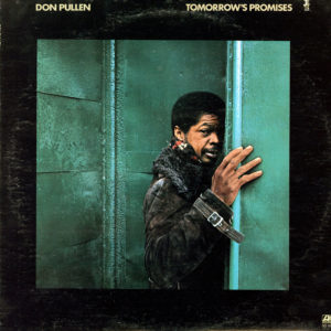 Don Pullen Tomorrow's Promises Atlantic LP, MO Vinyl