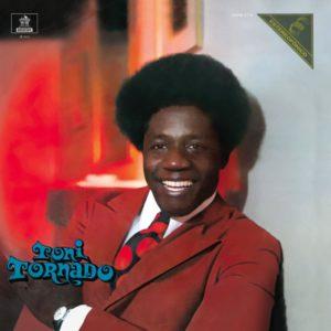 Toni Tornado Toni Tornado Mad About Records LP, Reissue Vinyl