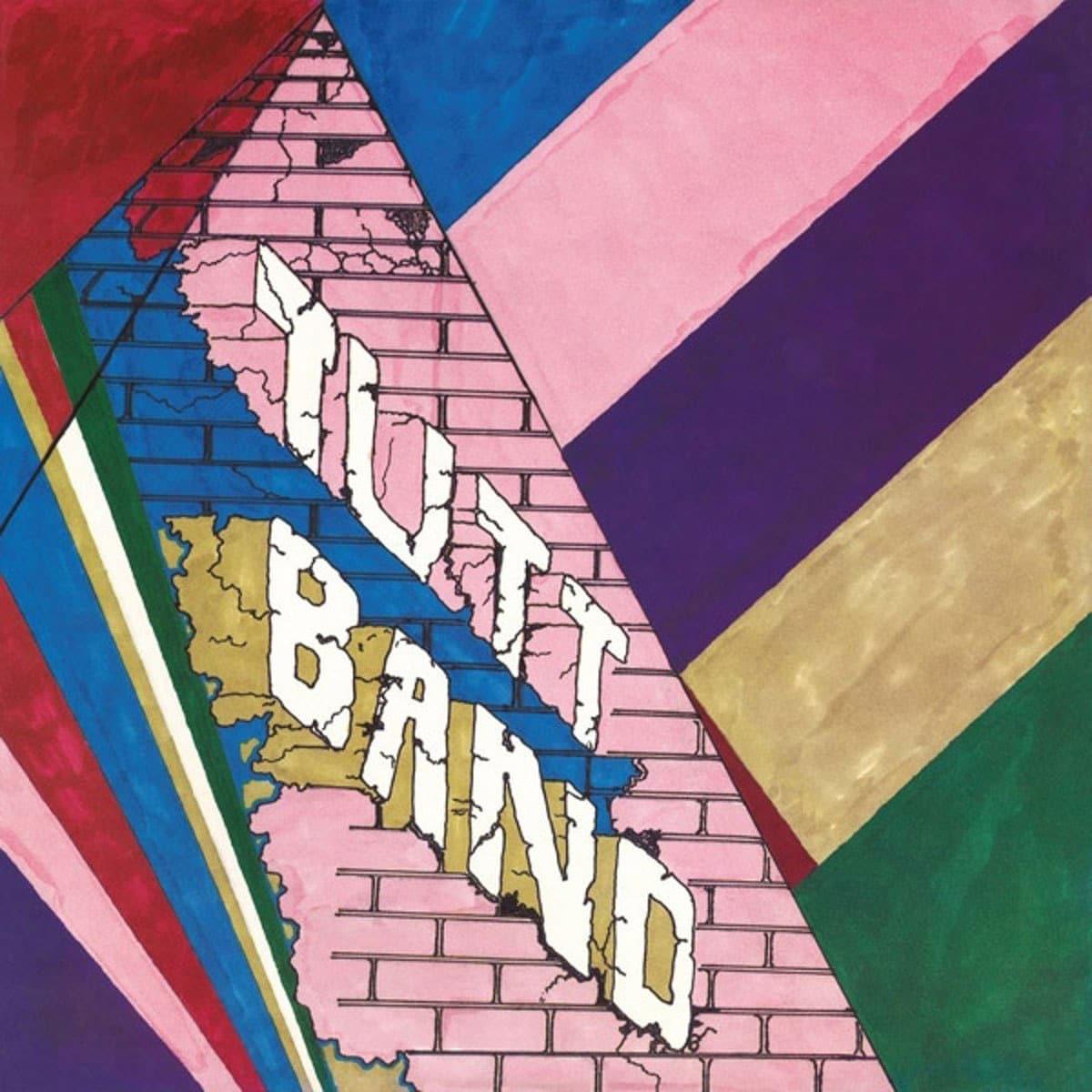Tutt Band Tutt Band Everland LP, Reissue Vinyl