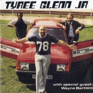 """Tyree Glenn Jr. Jealous Love / Beautiful Woman Tramp Records 7"""", Reissue Vinyl"""