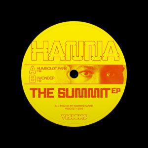 "Hanna The Summit EP Visions Inc 12"" Vinyl"