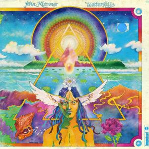 John Klemmer Waterfalls Impulse! LP Vinyl