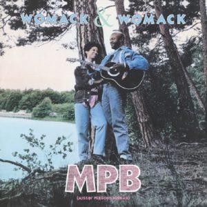 "Womack & Womack MPB (Frankie Knuckles Remix) Melodies International 12"", Reissue Vinyl"