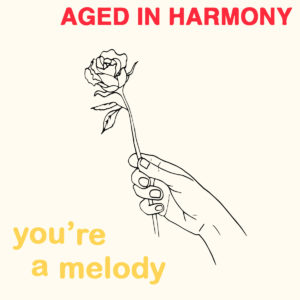 """Aged In Harmony You're A Melody Melodies International 3x12"""", Reissue Vinyl"""