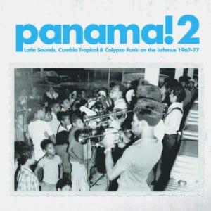 Various Panama! 2 Soundway 2xLP, Compilation Vinyl