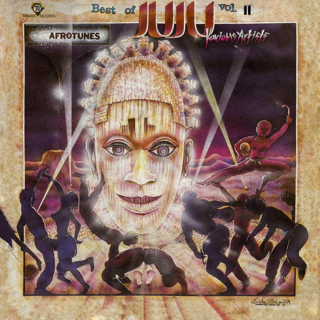 Ojo Balingo Afrotunes Best Of Juju, Vol. II BBE LP, Reissue Vinyl