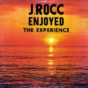 "J. Rocc Enjoyed The Experience Now-Again 12"" Vinyl"
