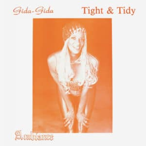 Ambiance Gida-Gida / Tight & Tidy High Jazz LP, Reissue Vinyl