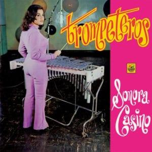 Sonora Casino Trompeteros Vampi Soul LP, Reissue Vinyl