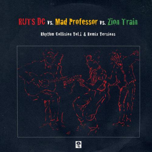 Various Rhythm Collision Vol. 1 & Remix Versions Select Cuts 2xLP Vinyl
