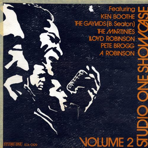 Various Studio One Showcase, Vol. 2 Studio One Compilation, LP Vinyl