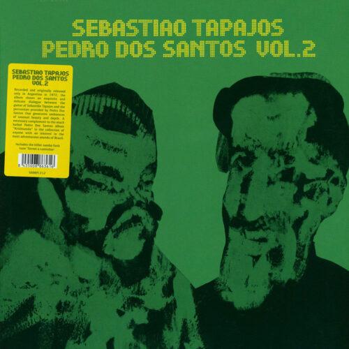 Pedro Dos Santos, Sebastiao Tapajos Vol. 2 Vampi Soul LP, Reissue Vinyl