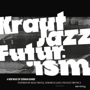 Various Kraut Jazz Futurism Kryptox 2xLP, Compilation Vinyl