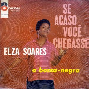 Elza Soares Se Acaso Você Chegasse Odeon LP Vinyl