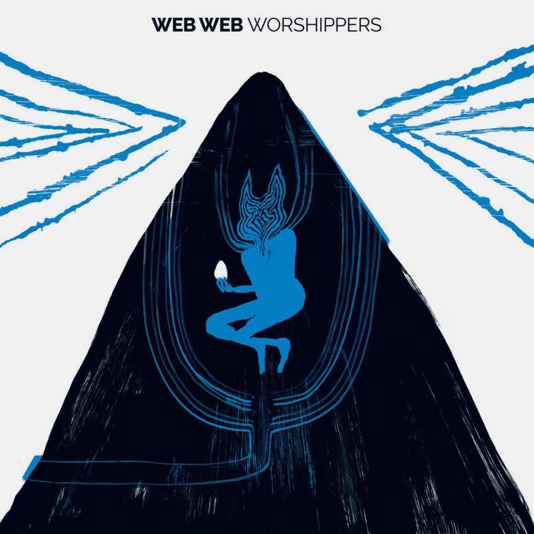 Web Web Worshippers Compost Records LP Vinyl