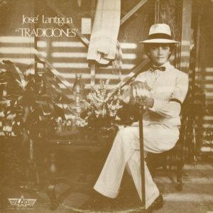 José Lantigua Tradiciones LAD Records LP Vinyl