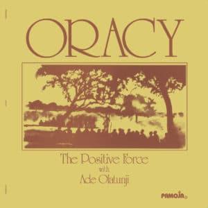 The Positive Force Oracy Rain & Shine LP, Reissue Vinyl