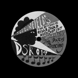 "Jordan Fields, Son Of Lee The Art Of Dancing EP Dailysession 12"" Vinyl"