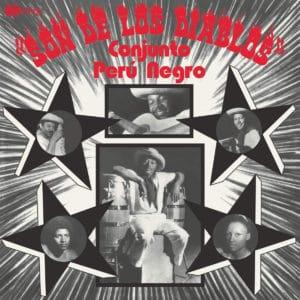 Perú Negro Son De Los Diablos Vampi Soul LP, Reissue Vinyl
