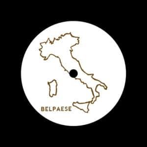 """Unknown Belpaese 007 Belpaese 12"""" Vinyl"""