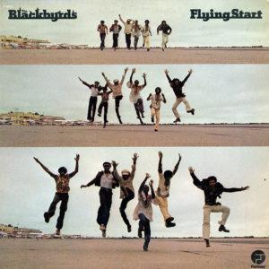 The Blackbyrds Flying Start Fantasy LP Vinyl