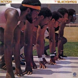 The Blackbyrds Action Fantasy LP Vinyl